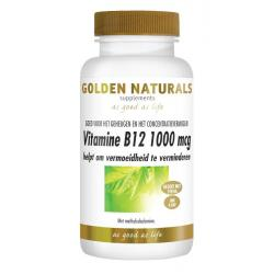 Vitamine B12 1000 mcg smelttablet