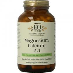 Magnesium calcium 2:1 puur