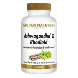 Ashwaganda & rhodiola complex
