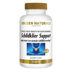 Schildklier support