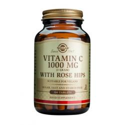 Vitamin C with Rose Hips 1000 mg