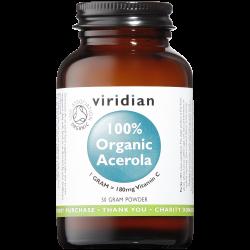 100% Organic Acerola - Vitamin C