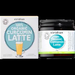 100% Organic Curcumin Latte
