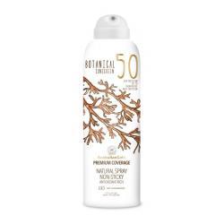 Botanical mineral spray SPF50
