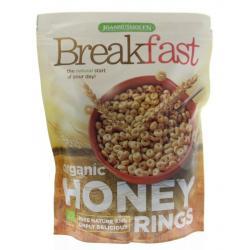 Breakfast honey rings