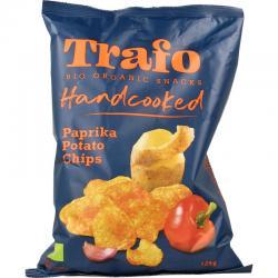 Chips handcooked paprika bio