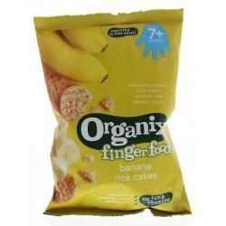 Goodies rijstwafel banaan