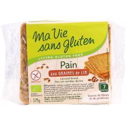 Brood lijnzaad bio - glutenvrij