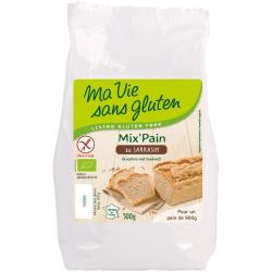 Broodmeel met boekweit bio - glutenvrij