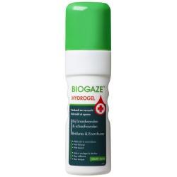 Hydrogel spray