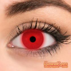 Jaarlenzen fluor red