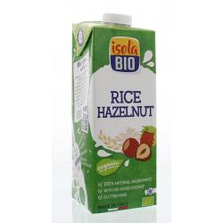 Rijstdrank hazelnoot