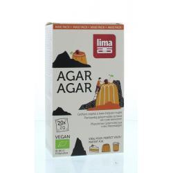 Agar agar maxi pack 2 gram