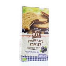 Boomgaard koekjes blauwe bes