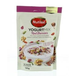 Dry roasted yoghurt mix
