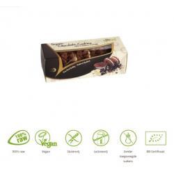Cashew creme chocolade koekjes raw & bio