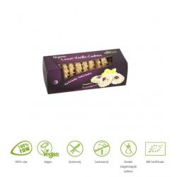 Citroen vanille koekjes raw bio