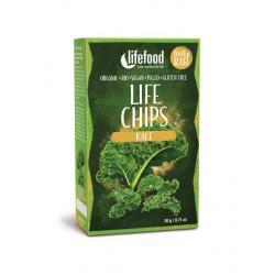 Chips boerenkool raw & bio