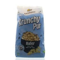 Krunchy pur haver zonder toegevoegde suikers