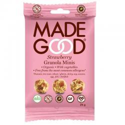 Granola minis aardbei