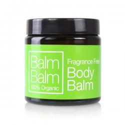 Fragrance free body balm