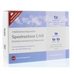 Car cortisol awakening respons speekseltest