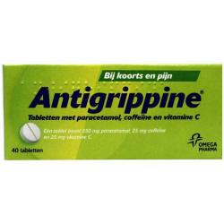 Antigrippine 250 mg