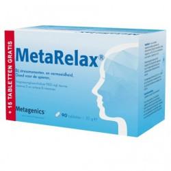 MetaRelax 90 tabletten + 15...