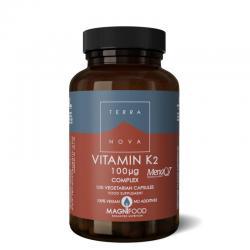 Vitamine K2 100 mcg complex