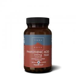 Pantothenic acid 250 mg...