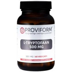 L-Tryptofaan 500 mg