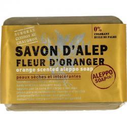 Aleppo sinaasappelzeep