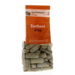 Zoethout drop