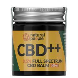 CBD Balm 0.5%