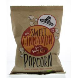 Popcorn sweet cinnamon