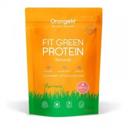 ORANGE FIT GREEN PROTEIN...