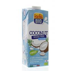 Kokosdrink met calcium...