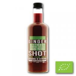 Ginger shot beetroot