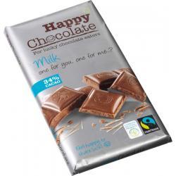 Happy chocolate melk 34%