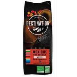 Koffie Mexico gemalen