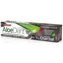 Aloe dent tandpasta charcoal