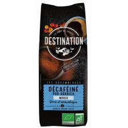 Koffie decaf puur arabica gemalen