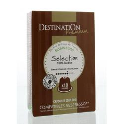 Koffie selection arabica cups
