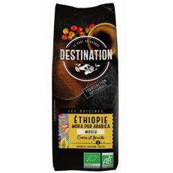 Koffie Ethiopie mokka gemalen