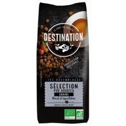 Koffie selection arabica bonen