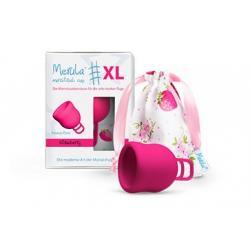 Menstruatie cup XL strawberry