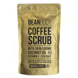 Coffee scrub Manuka honey