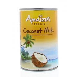 Cocosmelk zonder guargom