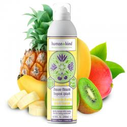 Foam shower tropical splash vegan