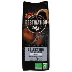 Koffie selection arabica gemalen
